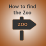 find the zoo