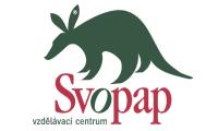 Logo vzdělávacího centra Svopap