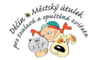 Logo Útulku Děčín