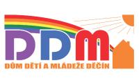 Logo Domova dětí a mládeže Děčín