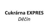 Logo cukrárny Expres Děčín