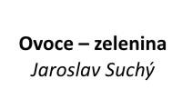 Logo Ovoce - zelenina Jaroslav Suchý