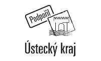 Logo Ústeckého kraje